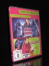 DVD ROXY HUNTER 1 + 2 - DER ABGEDREHTE GEIST & DAS GEHEIMNIS DES SCHAMANEN * NEU