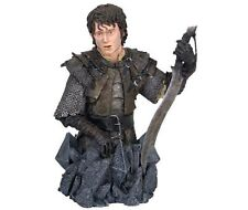 LOTR Frodo Baggins Orc Armor mini bust/statue~Lord of the Rings~Hobbit~Tolkien