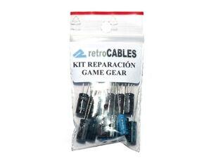 Sega Game Gear repair kit capacitor
