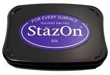 StazOn - Ink Pad - Iris