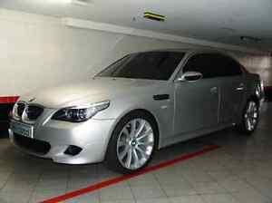 BMW OEM E60 E61 5 Series 2004-2007 Aerodynamic M Technik Kit Primed Brand New