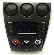 06 07 08 MAZDA 6 AM FM Radio CD Player Manual Climate AC Heat Temp Controls OEM