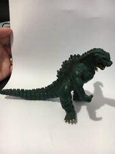 "GODZILLA FIGURE  Made by Toho Co./Trendmasters Inc.   Stands about 4"" tall"