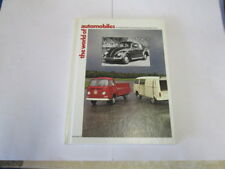Good - THE WORLD OF AUTOMOBILES AN ILLUSTRATED ENCYCLOPEDIA OF THE MOTOR CAR VOL