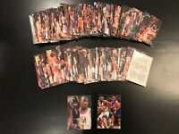 1994-95 Flair Basketball Lot 150 Cards No DUPS Charles Barkley Shaquille USA +