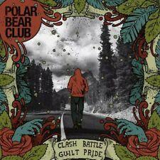 Polar Bear Club - Clash Battle Guilt Pride #3408 (2011, Cd)