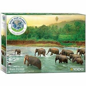 Eurographics Puzzle 1000 Piece Jigsaw Save the Planet! Animal King EG60005540