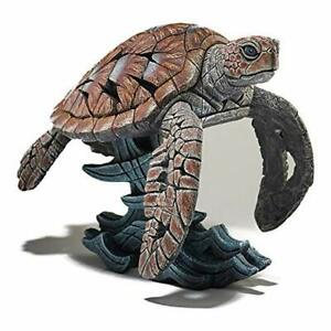 Enesco Edge Sculpture Sea Turtle Figure by Matt Buckley 6005342 Global Shipping!