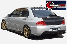 2003-2006 Mitsubishi Evolution EVO 8/9/MR VTS Style Rear Bumper Body Kit