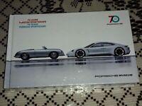 Buch 70 Jahre Porsche Sportwagen 70 years sportscars WAP0920700K