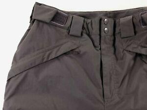 The North Face Ski Snowboard Pants Men's Size Medium Balck/Grey Insulated