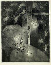 Alexander Friedrich-imagen-avatares del träumers VI-aguafuerte 1919