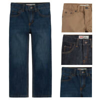 Levi's Boys 514 Straight Leg Slim Fit Jeans Pant