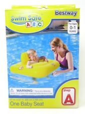 Swim Safe Baby Support Seat Swimming Aid For Ages 0-1 Year Bestway