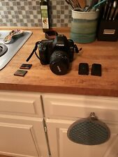Canon EOS 5D Mark II 21.1 MP DSLR Camera Black Sigma 28-135mm Lens EXTRAS Fast