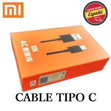 XIAOMI USB Cable de datos Type C Original Tipo C Data Cargar para Xiaomi Mi 5 5S
