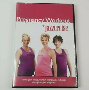 Jazzercise Pregnancy Workout, Expecting Moms Pregnant Prenatal Fitness Exercise