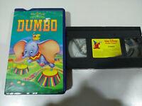 Dumbo Los Clasidos Walt Disney VHS Cinta Castellano