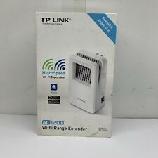 TP-Link AC1200 Wireless Wi-Fi Range Extender Model No. RE350K, Used