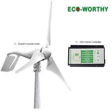 400W Wind turbine generator DC 20A 12V 24V Hybrid Controller Regler Home Power