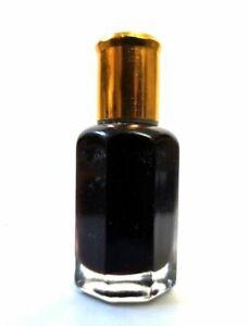 New 3ML *AL HAJAR AL ASWAD* (The Black Stone) By ASAQ Exquisite Perfume Oil