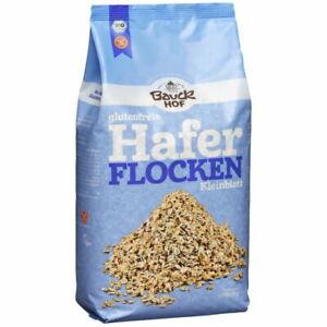 Haferflocken - Kleinblatt Glutenfrei 1kg   BAUCKHOF
