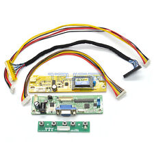 Universal LCD Driver Controller Board DIY Monitor Kit VGA Input LVDS Output