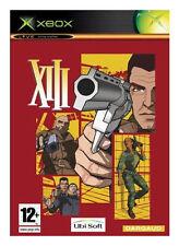 XIII  Original Xbox Disc Only Acceptable Condition