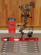 Mathews Heli-m Solocam Lost Camo Bow Package - Helium - Helim- Right Hand, 60-70