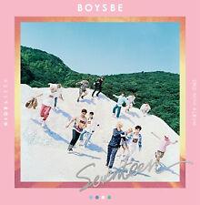SEVENTEEN 2nd Mini Album [BOYS BE] HIDE.Ver CD + Photobook + Photocard Sealed