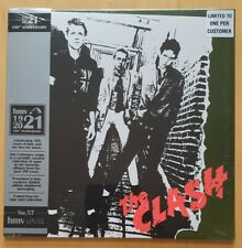 New listing THE CLASH - THE CLASH - HMV CENTENARY LIMITED RED VINYL