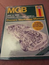 MG GTHaynes Manual