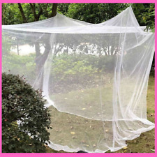 Large White Mosquito Net Indoor Outdoor Storage Bag Insect Tent Mosquito Net