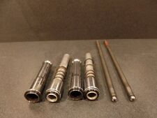 1990 90 HARLEY DAVIDSON 883 FRONT CYLINDER PUSH RODS WITH SLEEVES