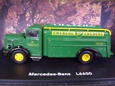 "1:43  Schuco (Germany) Mercedes-Benz L6600 ""BP"" Tanker"