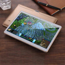10,1'' OCTA CORE 64GB Dual SIM 3G WIFI Android 5.1 Ebook Tablets PC Handy Gold