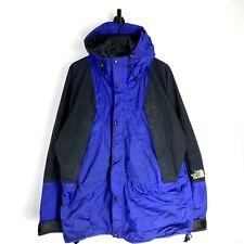 Vintage The North Face Parka Mountain Jacket Size XL Aztec Blue Goretex