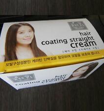 Hair Coating Straight Cream Korea Flor de Man Magic Self Straightener Unisex