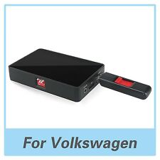 USB SD AUX MP3 Wechsler CD adapter für VW RCD 200 210 300 310 500 RNS MFD2