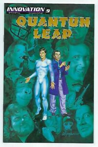 Innovation QUANTUM LEAP #9 first printing