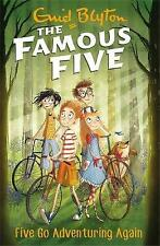 Famous Five: Five Go Adventuring Again: Book 2 by Enid Blyton