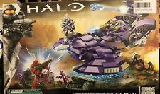 Halo Mega Bloks / Megabloks Covenant Wraith Boxed Playset SEALED