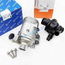 Set PIERBURG Water Pump + Behr Thermostat BMW 3er 5er 7er N52B25BE N53B30A