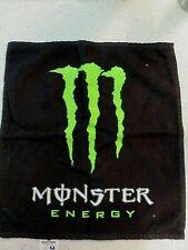 MONSTER ENERGY DRINK TOWEL