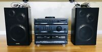 Aiwa Stereo Integrated Amplifier Surround System
