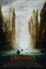 """The Lord of the Rings 1 2 3 Movie Fabric poster 36"""" x 24"""" Decor 17"""