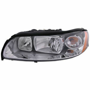 FITS FOR VOLVO V70 / SC70 2005 2006 2007 HEADLIGHT HALOGEN LEFT DRIVER