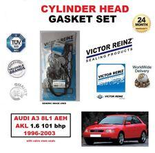 VICTOR REINZ HEAD GASKET SET for AUDI A3 8L1 AEH AKL 1.6 101 bhp 1996-2003 74kW