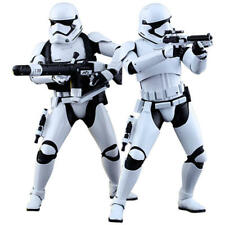 Set de figuras Hot Toys Star Wars First Order Stormtroopers 1/6 (902537)