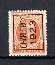 PRE73A MNH** 1923 - CHARLEROY 1923